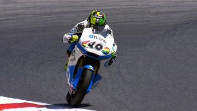 Espargaró volverá a salir desde la pole position.