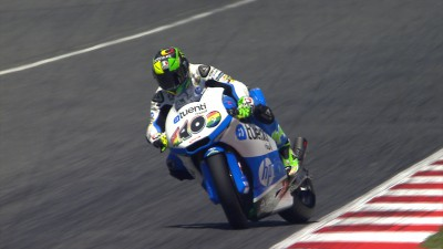 Delighted Espargaro wins at home in Barcelona