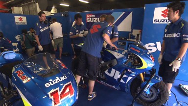 Suzuki Motor Corporation regressa ao MotoGP em 2015