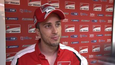"""Dovizioso: """"Ducati muss alles verbessern"""""""