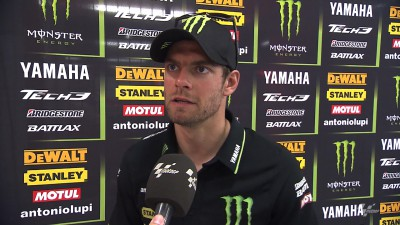 Crutchlow approves Lorenzo/Rossi decision