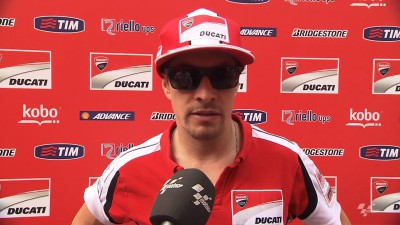 Ducati Team riders still at odds with bikes