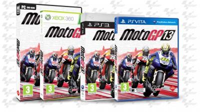 Ya está disponible el vídeojuego MotoGP™ 13