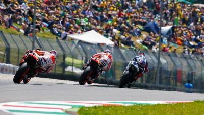 Racing Numbers: Iveco TT Assen