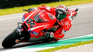 Dovizioso: 'Cooler weather only better for us'