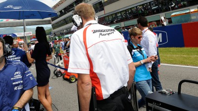 Bridgestone's preview to Iveco TT Assen