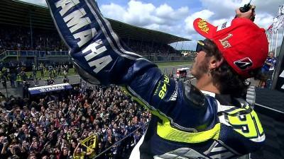 """Rossi: """"No sabía si volvería a ganar"""""""