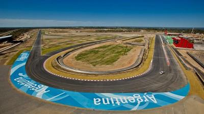 Le nouveau circuit argentin accueille son premier test MotoGP™