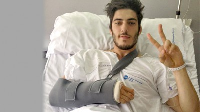 Axel Pons undergoes operation in Barcelona