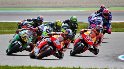 Racing Numbers: eni Motorrad Grand Prix Deutschland