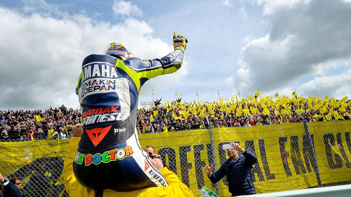 Rossi: Longest-serving premier class winner | MotoGP™
