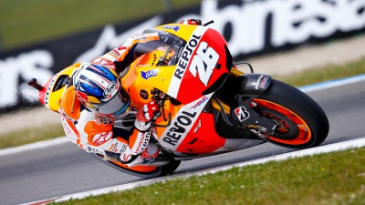 Important to keep fighting for wins, says Pedrosa