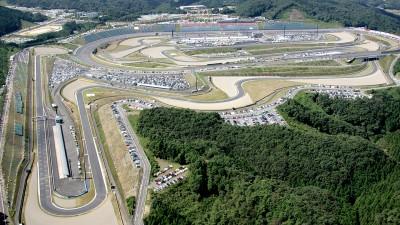 第17戦日本GPの観戦前売り券が明日13日から販売