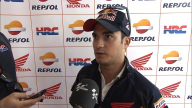 An encouraging start for Pedrosa and Marquez