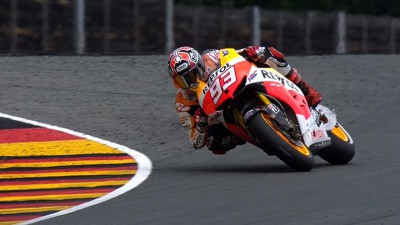 Marquez on pole position for German GP