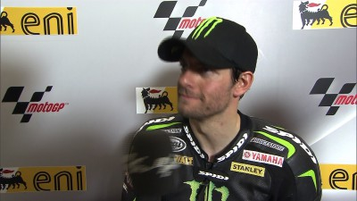 Another top two performance for Crutchlow