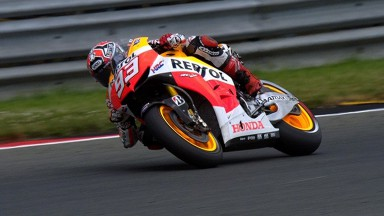 Marquez wins in Germany to take overall lead