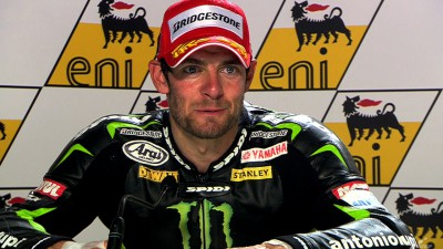 Drained Crutchlow notes podium consistency