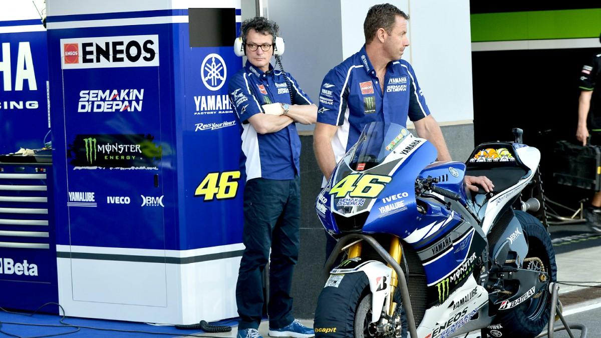 Jarvis on Yamaha's seamless-shift gearbox | MotoGP™