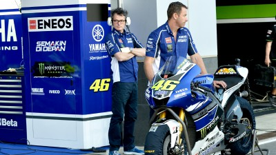 Jarvis on Yamaha's seamless-shift gearbox
