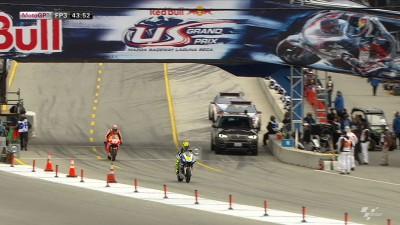 Márquez survole la troisième séance d'essais à Laguna Seca