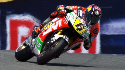 Bradl's first MotoGP™ pole at Laguna Seca
