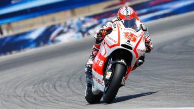 De Angelis: 'Tornerei in MotoGP™'