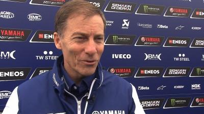 Jarvis über die bisherige Saison von Lorenzo und Rossi