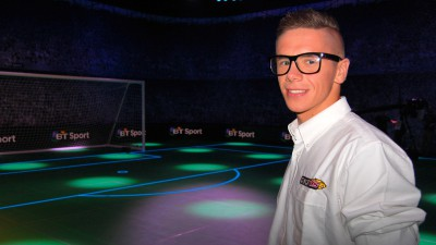 MotoGP™-bound Redding visits BT Sport