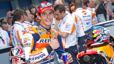 Marquez: I feel a little pressure…