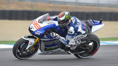 Yamaha Factory Racing boosted after test