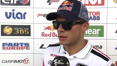 Bradl confidence unaffected by early crash