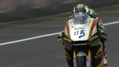 Redding grabs pole at The Brickyard