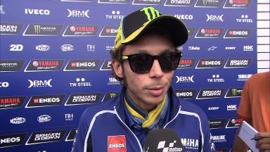 Rossi, mai così indietro nel 2013