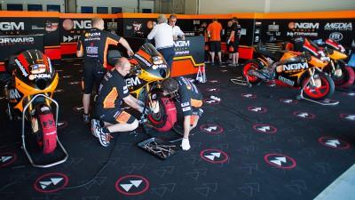 フォワード・レーシング、来季にヤマハのM1エンジン&車体を使用