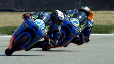 Rins beats Marquez to Indianapolis victory