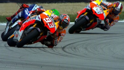Unstoppable Marquez wins at Indianapolis