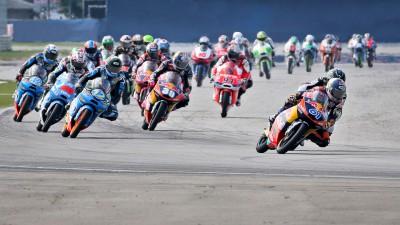Die Moto3™-Punktejagd wird in Tschechien fortgesetzt