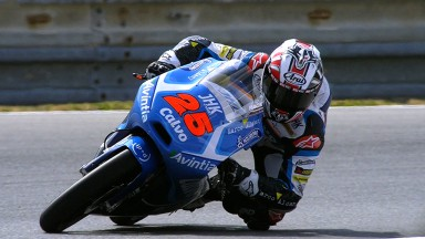 Viñales keeps top spot on Friday afternoon