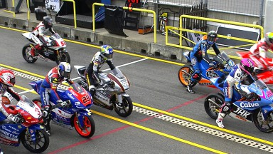 Salom quickest in final Brno practice
