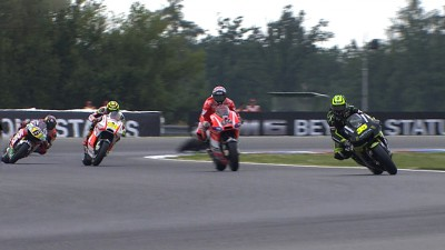 Crutchlow vola nelle fp3