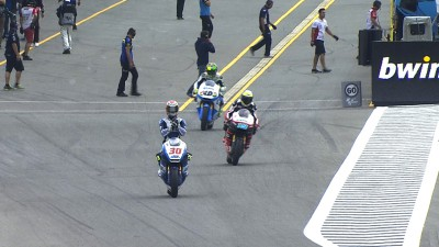 Nakagami punta la pole a Brno