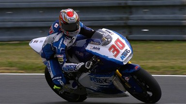 Nakagami confirme et prend la pole à Brno