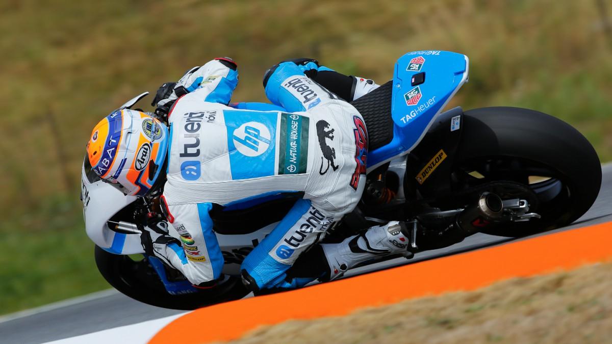 Rabat leads in overcast Warm-Up   MotoGP™
