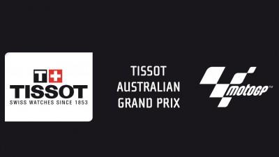 Tissot será el patrocinador principal del Gran Premio de Australia