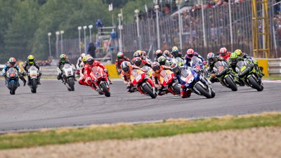 Marquez the target heading to Silverstone