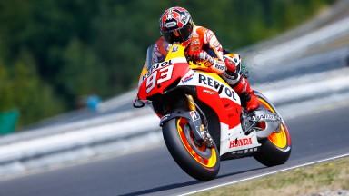 Marquez expecting Lorenzo challenge in Britain