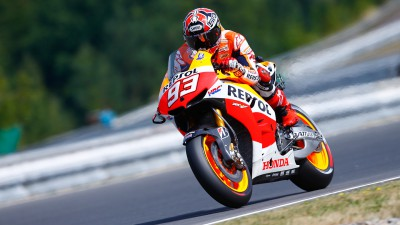 Marquez expecting Lorenzo challenge in Britain