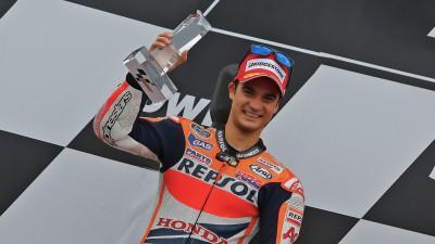 D.ペドロサが表彰台獲得ランクで歴代4位に進出