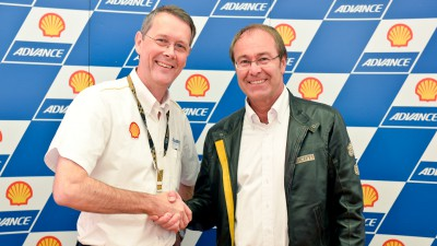 Shell renews Technical Partnership with Ducati